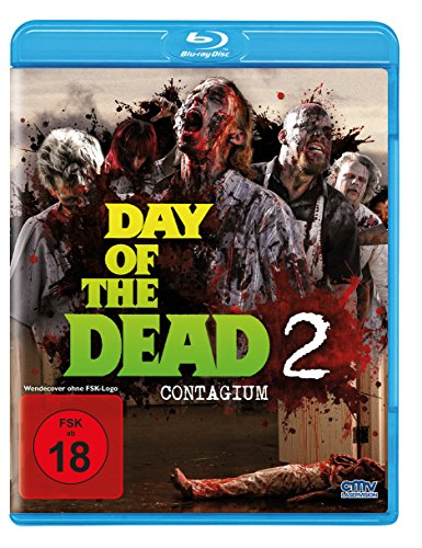 Day of the Dead 2 - Contagium [Blu-ray]