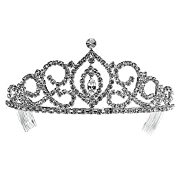 Product Image Cameo Perfect Tiara - Silvertone