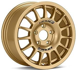 15x7 Enkei RC-G4 (Gold) Wheels/Rims 5x100 (463-570-8050GG)