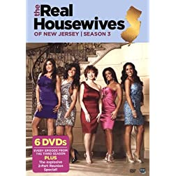 The Real Housewives of New Jersey, Season Three