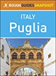 The Rough Guide Snapshot Italy: Puglia