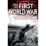 A Brief History of the First World War: Eyewitness Accounts of the War to End All Wars, 1914-18