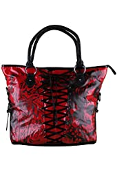 Iron Fist American Nightmare Tote Bag Red