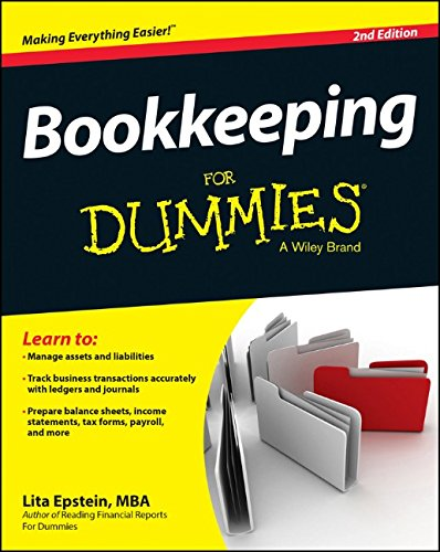 book keeping for dummies