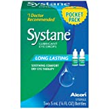 Systane Systane Pocket Size Lubricant Eye Drops Packets, 2 X 5 ml