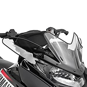 Yamaha sr viper low snowmobile windshield for Yamaha sx viper windshield