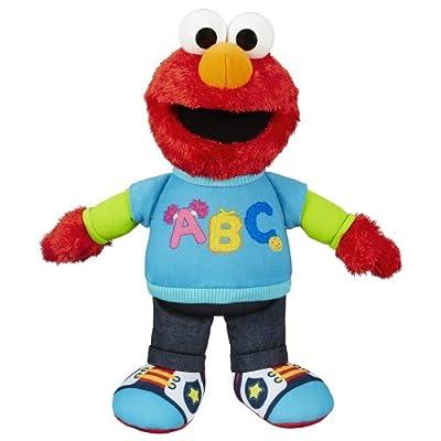 Sesame Street Talking ABC Elmo Figure by Hasbro