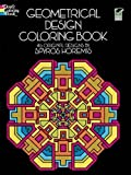 img - for Geometrical Design Coloring Book (Dover Design Coloring Books) by Spyros Horemis (1973-06-01) book / textbook / text book