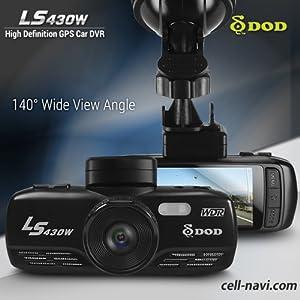 DOD Tech LS430W Full HD Dashcam