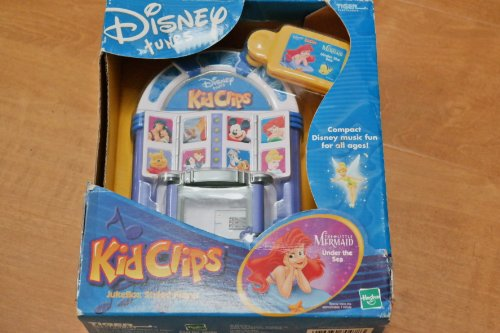 Disney Tunes Kid Clips Jukebox (Disney Tunes Kid Clips compare prices)