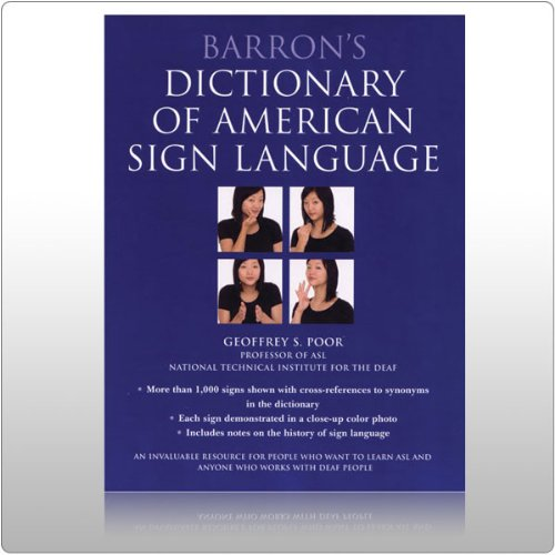 Barrons Dictionary of American Sign Language