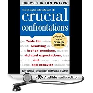 Crucial Confrontations (Unabridged)