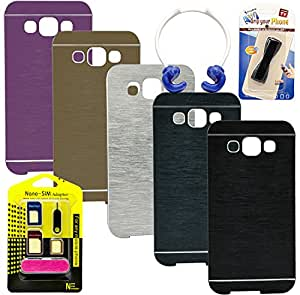 Mify Mobile Accessories for Samsung Galaxy E5 (Pack of 5)