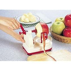 味わい食房 りんごの皮むき器(回転式) ×2セット ARK-650