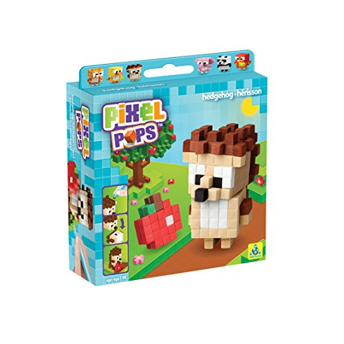 The Orb Factory Pixel Pops Hedgehog Kit - 1