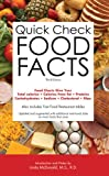 img - for Quick Check Food Facts book / textbook / text book