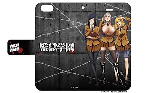 手帳型スマホケースiPhone5/5S専用監獄学園プリズンスクール02 裏生徒会