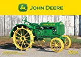 img - for John Deere 2014: 16 Month Calendar - September 2013 through December 2014 book / textbook / text book