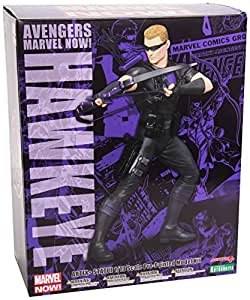 Kotobukiya Marvel Comics Avengers Now! Hawkeye ArtFX+ Statue