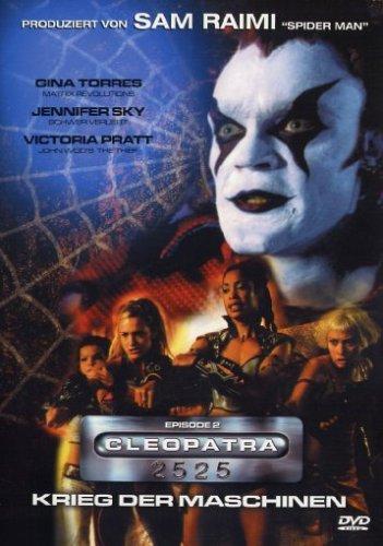 Cleopatra 2525 - Episode 2: Krieg der Maschinen