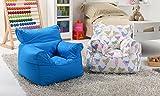 Lancashire Textiles Kinder Mini-Sitzsäcke