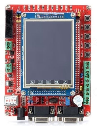 """Riorand(Tm) Upgraded Stm32F103Zet6 Development Board With 3.2"""" Tft Touch Lcd"""