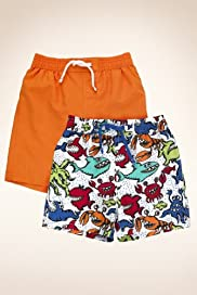 2 Pack - Assorted Swim Shorts [T88-3571S-Z]