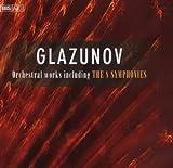 グラズノフ:交響曲全集