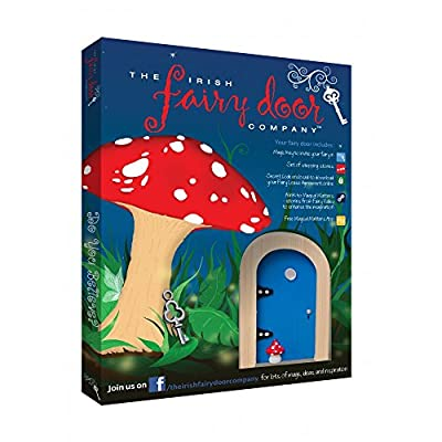 The Irish Fairy Door Company - Fairy Door (With Interactive Online Content)