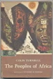 img - for The peoples of Africa book / textbook / text book