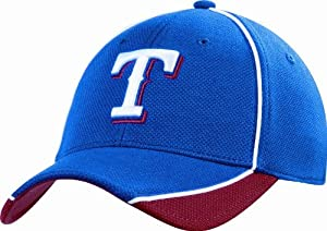 MLB Texas Rangers Authentic Batting Practice Cap by New Era