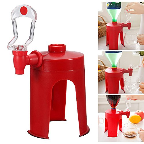 Party Soda Drinking Fizz Saver Dispenser Coke Dispense Gadget Bottle Water Machine Tool (Coke Dispenser Machine compare prices)