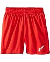 ASICS Junior Rival Short (Red)