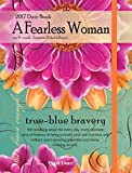 img - for A Fearless Woman 2017 Date Book book / textbook / text book