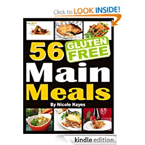 Easy-As Recipes: 56 Gluten-Free Main Meals (Easy-As Gluten Free Recipes)