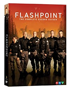 Flashpoint: The Complete Second Season