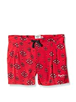 Pepe Jeans London Short Becka (Rojo)