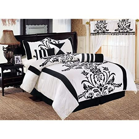 Comforter sets are designed to keep you updated and fashionable in the most convenient and inexpensive way. Our comforter sets are a tremendous blend of bold and vibrant colors. They can transform a room from bleak to bright and cheery in a matter of...