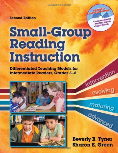 Small-Group Reading Instruction: Differentiated Teaching Models for Intermediate Readers, Grades 3-8 (Instruction A Models Approach compare prices)