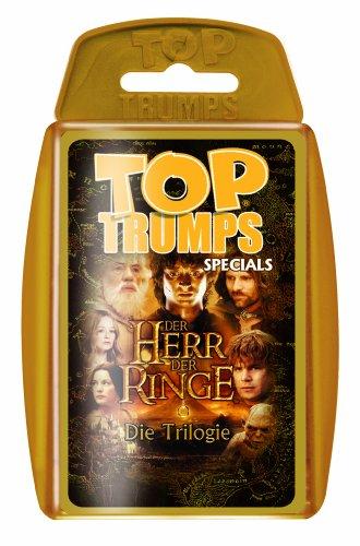 """TOP TRUMPS - Carte da gioco de """"Il Signore degli anelli, la trilogia"""" [importato dalla Germania]"""