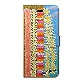 HILOKUME (ヒロクメ) iPhone6s iPhone6 4.7 インチ 対応 手帳型 ケース カバー ライオン 革 / カード収納 / スタンド / スマホケース / 横開き 【 保護フィルム付 】