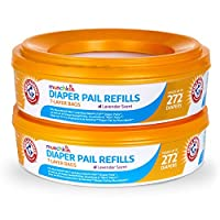 Munchkin Arm and Hammer Diaper Pail Refill Rings from Munchkin