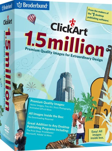 Clickart 1.5 Million (2008) [Old Version]