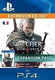 The Witcher 3: Wild Hunt Expansion Pass  [Code Jeu PSN PS4 - Compte français]