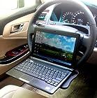 Zone Tech Car Ipad Laptop/Eating Steering Wheel Desk