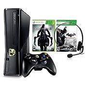 Post image for Xbox 360 250GB + 2 Controller + Darksiders 2 + Batman Arkham City + Crysis 3 + Battlefield 3 für 241€ *UPDATE*