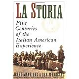 La Storia: Five Centuries of the Italian American Experience ~ Sylvie Vartan