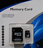 64 GB microSDHC Class 10 Flash Card with SD card adapter