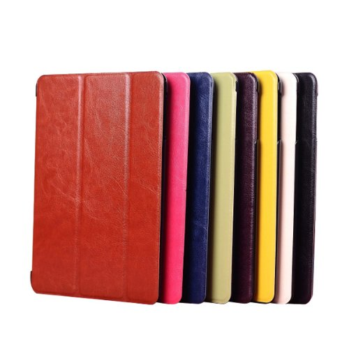 Luxury Ultrathin Folio Leather Case With Folding Stand For iPad Mini. (Car Seat Cover Paris compare prices)