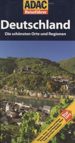 ADAC Reiseführer Deutschland